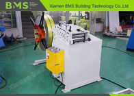 C / U Light Gauge Steel Framing Cold Roll Forming Machine With Frame CAD Style