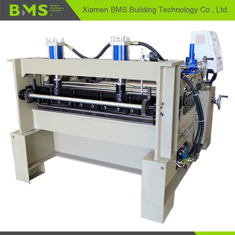 Economic Industrial Cut To Length Line Machine Hydraulic Cutting Easy Operation